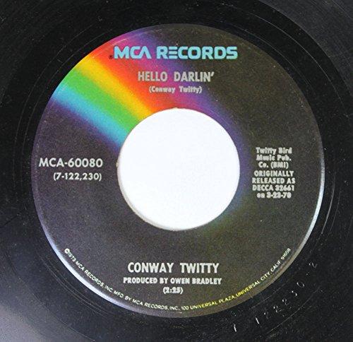 CONWAY TWITTY - Fifteen Years Ago - Zortam Music