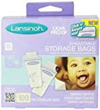 Lansinoh Breastmilk Storage Bags,  10...