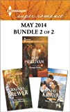 img - for Harlequin Superromance May 2014 - Bundle 2 of 2: The SEAL's Special Mission\Always Emily\Navy Rescue book / textbook / text book