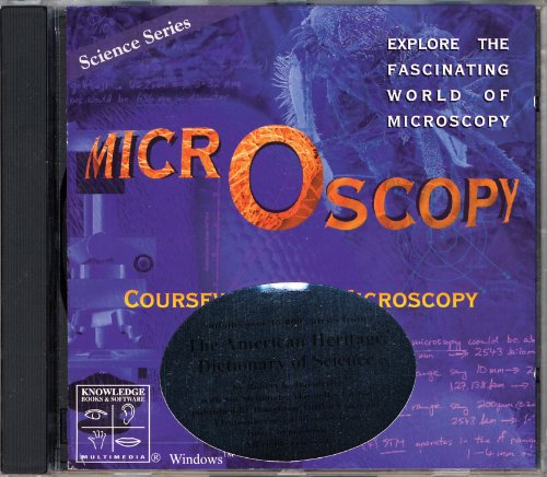 Neo/Sci 13-1081 Microscopy Cd-Rom, Individual License