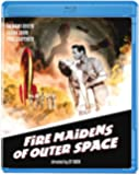 Fire Maidens of Outer Space [Blu-ray]