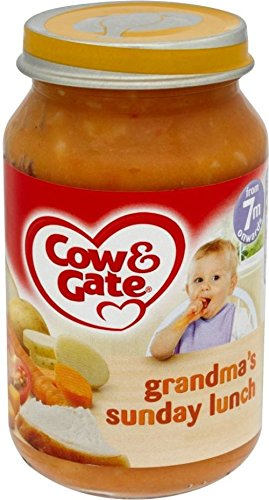 Cow & Gate Grandma'S Sunday Lunch 7Mth+ (200G)