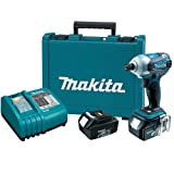 Makita BTD144 18-Volt LXT Lithium-Ion Cordless Impact Driver