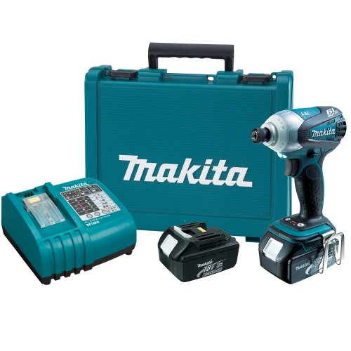 Makita Btd144 18-Volt Lxt Lithium-Ion Cordless Impact Driver