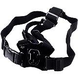 Adjustable Flexible Elastic Chest Strap Body Harness Belt Mount For Gopro Hd Hero 2 3 3+ 4