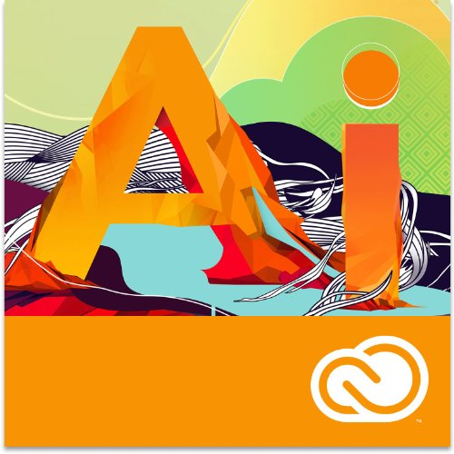 Adobe Illustrator Creative Cloud (12-Month Licence) [Download]