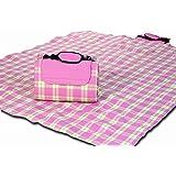 Mega Mat in Pink -- Breast Cancer Awareness (Pink Sherbet/Small)