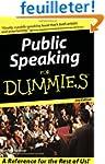 Public Speaking For Dummies�