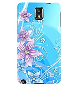 Phone Decor 3D Design Perfect fit Printed Back Covers For Samsung Galaxy Note 3