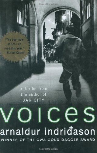 Voices: An Inspector Erlendur Novel (An Inspector Erlendur Series)