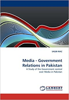 media and government relationship in pakistan face
