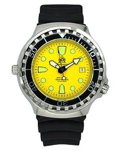 Tauchmeister Prof. Diver watch 1000m Sapphire - Helium velve T0079