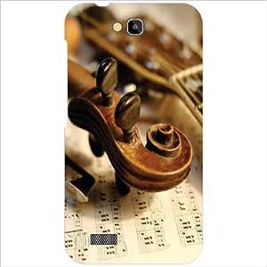 Honor Holly Hol-U19 Back Cover - Vintage Music Instrument Designer Cases