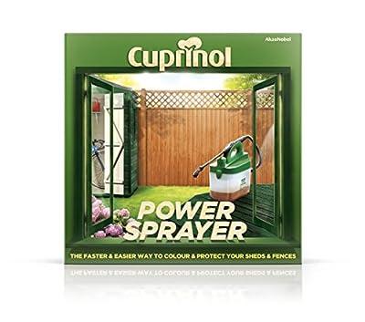 Cuprinol FDPS Fence and Decking Power Sprayer