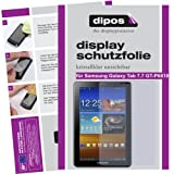 Dipos Crystalclear Displayschutzfolie fr Samsung Galaxy Tab 7.7von &#34;dipos&#34;