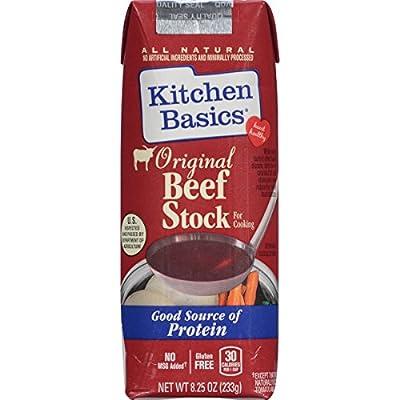 Kitchen Basics Beef Stock 12/8.25oz cartons by Kitchen Basics