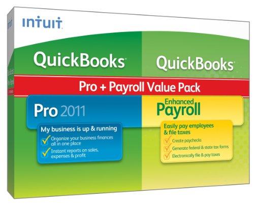 QuickBooks Pro w/Enhanced Payroll 2011 - [Old Version]