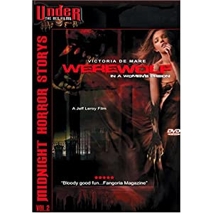 Werewolf in a Women's Prison [DVD] [Region 1] [US Import] [NTSC]