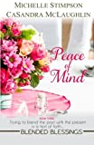 img - for Peace of Mind (Blended Blessings) (Volume 3) by Michelle Stimpson (2015-07-17) book / textbook / text book