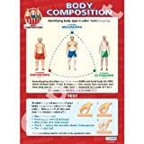 Human Body Composition PE Educational Wall ChartPoster in laminated paper A1 850mm x 594mm