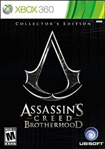 Assassin's Creed: Brotherhood Collector's Edition - Xbox 360 (Collector's Edition)