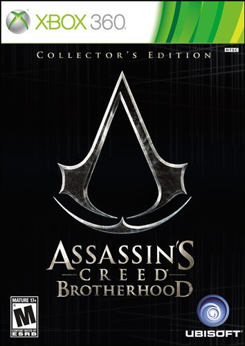 Assassins Creed: Brotherhood Collectors Edition - Xbox 360 (Collectors Edition)