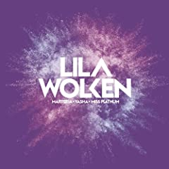Lila Wolken
