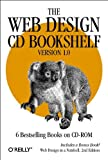 img - for The Web Design CD Bookshelf CD-ROM book / textbook / text book