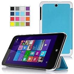 VSTN ® Hp Stream 7 windows 8.1 tablet ultra-thin Smart Cover Case , Only fit Hp Stream 7 windows 8.1 tablet (For HP Stream 7, Blue)
