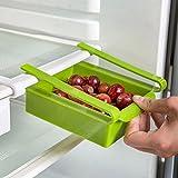 Evana BD2l1X2 1 Pc Evana 1.75 Liters Sliding Organizer Rack For Refrigerator Fridge (Multicolor)