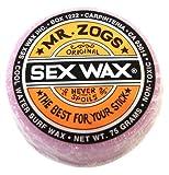 SEXWAX(セックスワックス) ボードワックス CLASSICS オレンジラベル 春・秋用 2個セット グレープの香り 048448