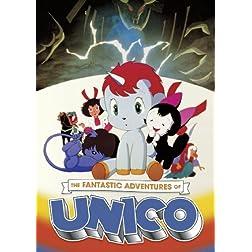 Fantastic Adventures of Unico