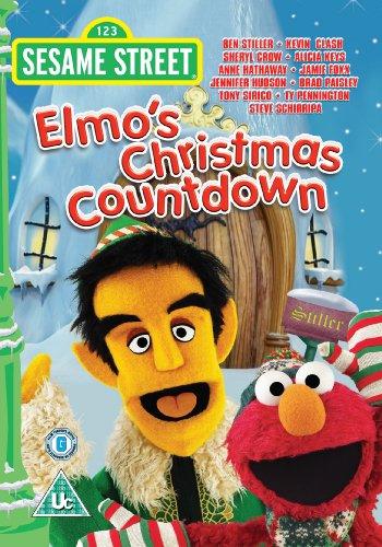 elmos-christmas-countdown-import-anglais