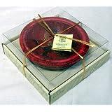 Habersham Candle Company Wax Pottery Regular Cranberry Spice Vessel