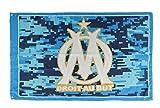 Drapeau logo OM