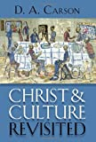 Christ and Culture Revisited
