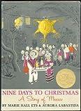 Nine Days to Christmas (Viking Kestrel picture books)