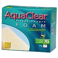 Aquaclear 70-Gallon Foam Inserts 3-pack (6 units)