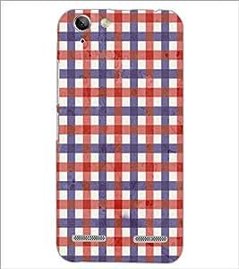 PrintDhaba Pattern D-3695 Back Case Cover for LENOVO LEMON 3 (Multi-Coloured)