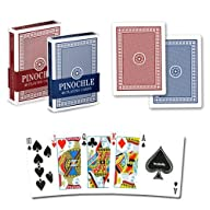 Brybelly Pinochle Playing Cards (Pack…