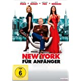"New York f�r Anf�ngervon ""Simon Pegg"""