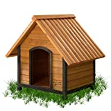 Pet Squeak Arf Frame Dog House, Medium