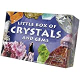 Little Box of Crystals and Gems (Barron's Activity Kits for Kids)