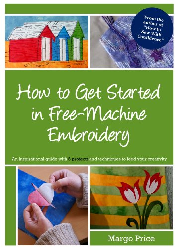 Embroidery how to get started makaroka