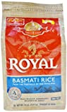 Royal Basmati Rice in Plastic Bag, 10 Pound