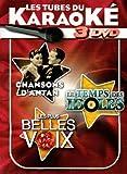 echange, troc Les Tubes Du Karaoké : Chansons D'Antan / Le Temps Des Idoles / Belles Boix