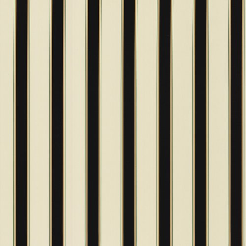 Waverly 578800 Bold Stripe Wallpaper, Black and Beige, - - Amazon.com