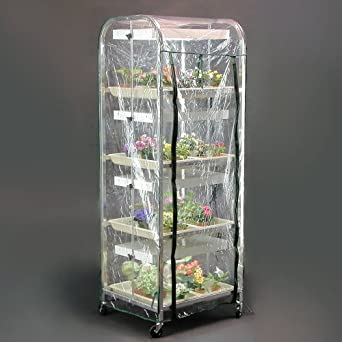 Plant Growth Cart Humidity Tent