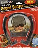 Allen Company Light Weight Low Profile Sound Sensor Hearing Protection, 2320