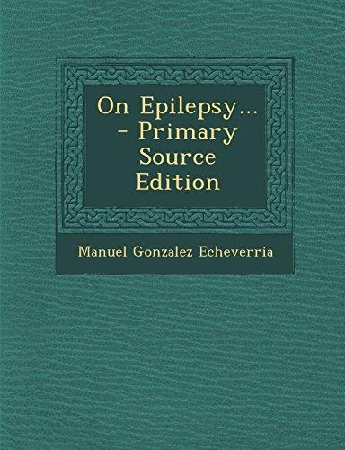 On Epilepsy...